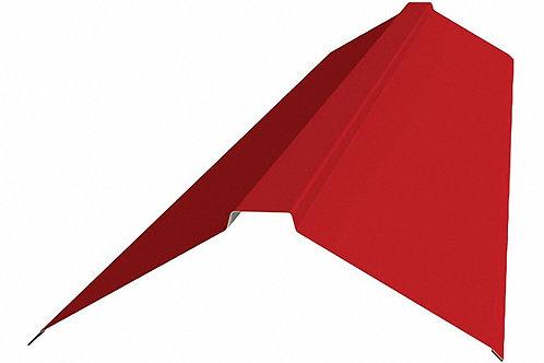 Планка конька плоского 150*150