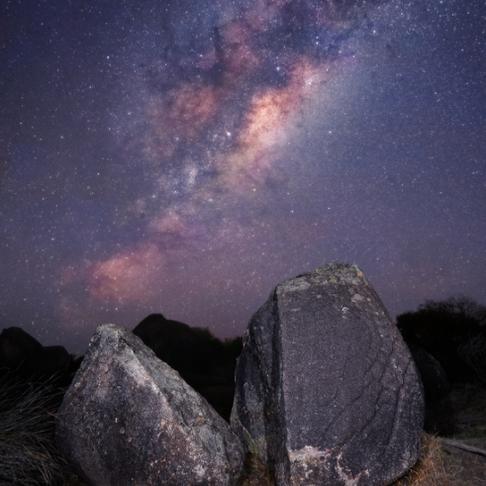 Perth Hills Night Sky