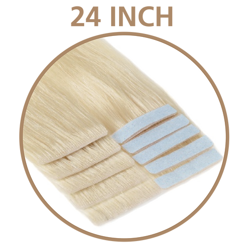 """24"""" INVISIBLE TAPE HAIR EXTENSIONS"""