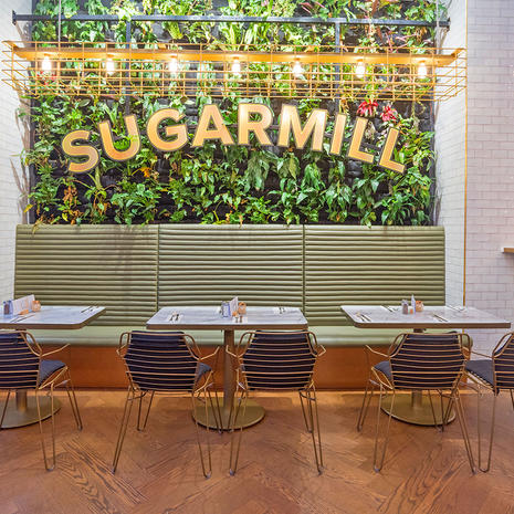 Sugarmill Restaurant & Bar, Moonee Market