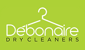 Debonaire Drycleaners Logo