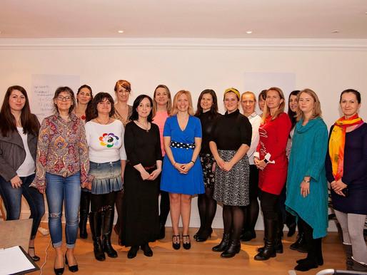 Design Your Life - Üzleti Tréning és Networking Nőknek / 2018 márciusi találkozó