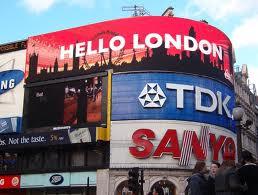 Helló London, megjöttem!