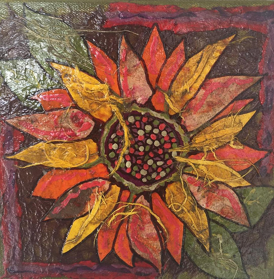 """Flowers of Forsyth - Sunflower 1"""