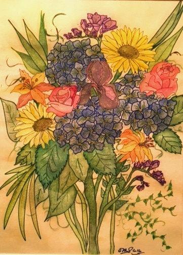 """European Bouquet"""