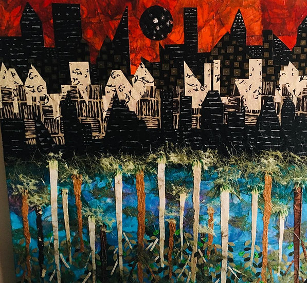 """""""City In Turmoil"""""""