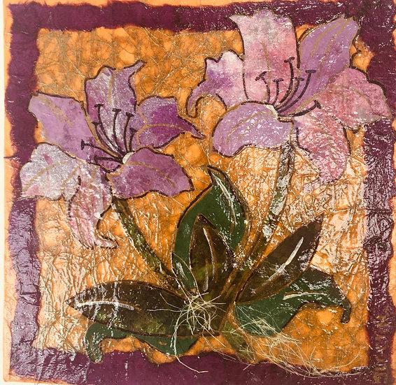 """Flowers of Forsyth - Stargazer Lillies"""