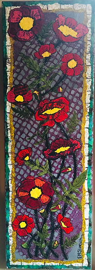 """Poppies on the Vine"""