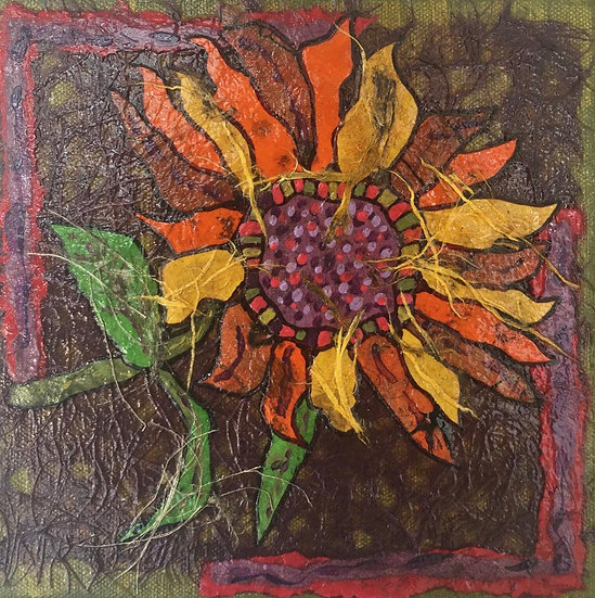 """Flowers of Forsyth Sunflower 2"""