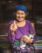 Rice farmers /Indonesia/