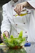 Salat Vorbereitung