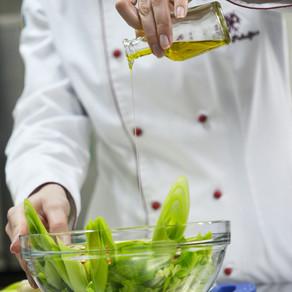 Ensaladas que tienen color, sabor y son nutritivas!