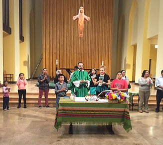 Misa Algria | St. Stephen and the Incarnation Episcopal Church