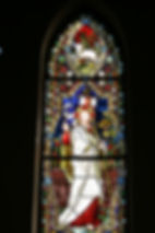 Stained glass window | St. Stephen and the Incarnation Episcopal Church
