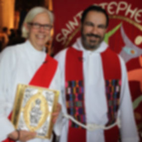 Church Leadership  St. Stephen and the Incarnation Episcopal Church