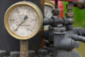 Gestão de gás