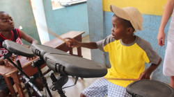 ELECTRIC DRUMS in Haiti