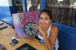 PAINTING CLASS in Medellin, Colombia
