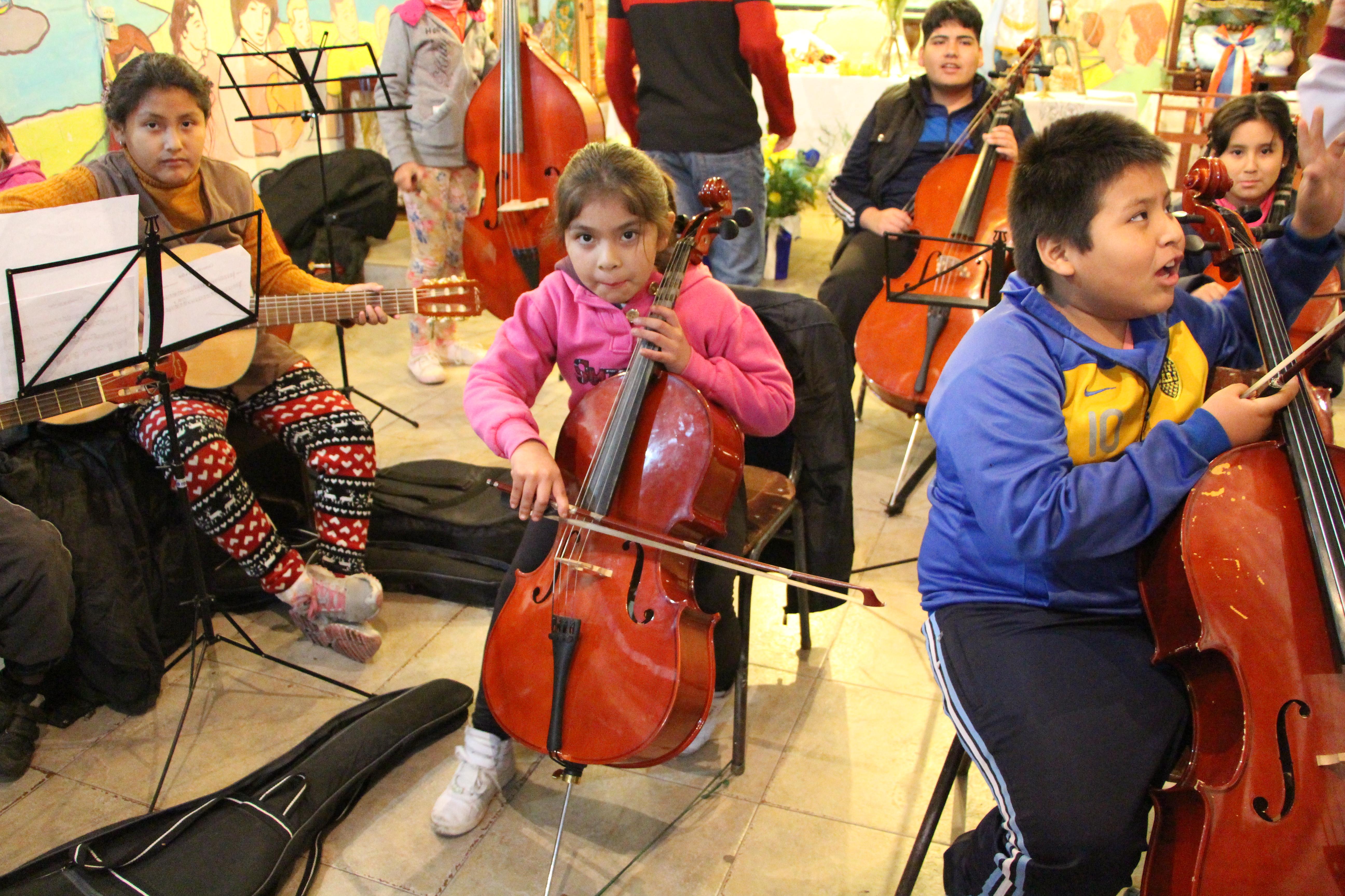 Bajo Flores 1-11-14, Buenos Aires