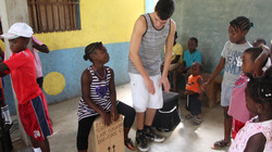ARTEAMOR in Les Cayes, Haiti