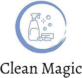 Clean Magic logo