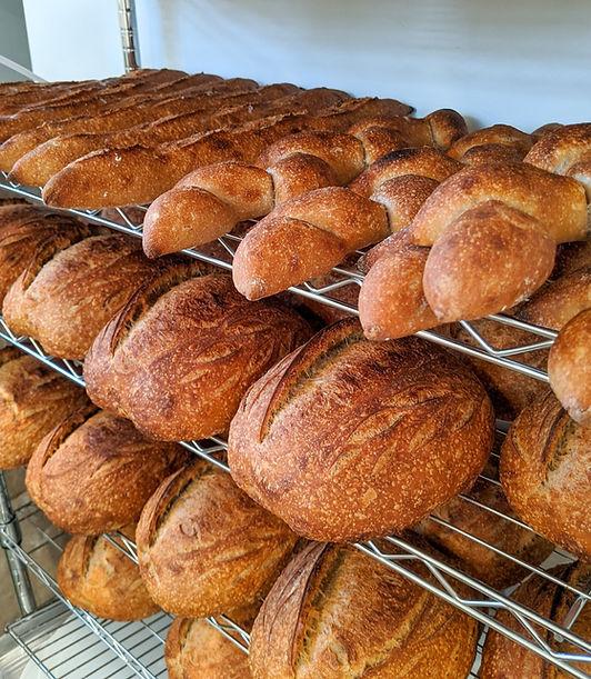 Bread Landscape