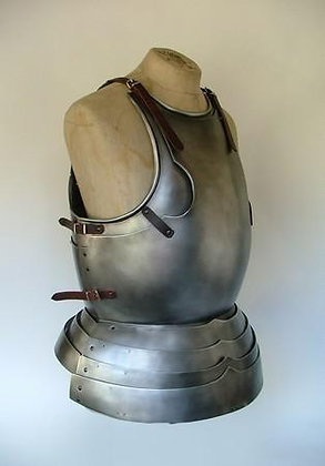 Milanese Cuirass with Fauld