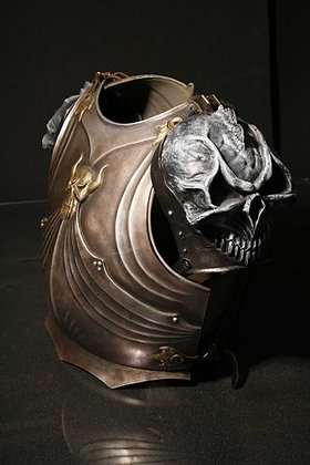 Dark knight Skull Cuirass