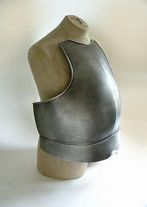 Large Sized 15th Century Breastplate