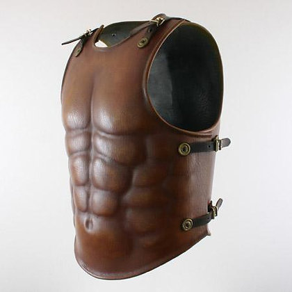 Leather Muscle Cuirass