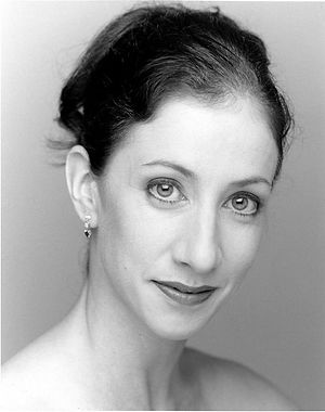 Joanna Berman, former Principal Dancer at San Francisco Ballet