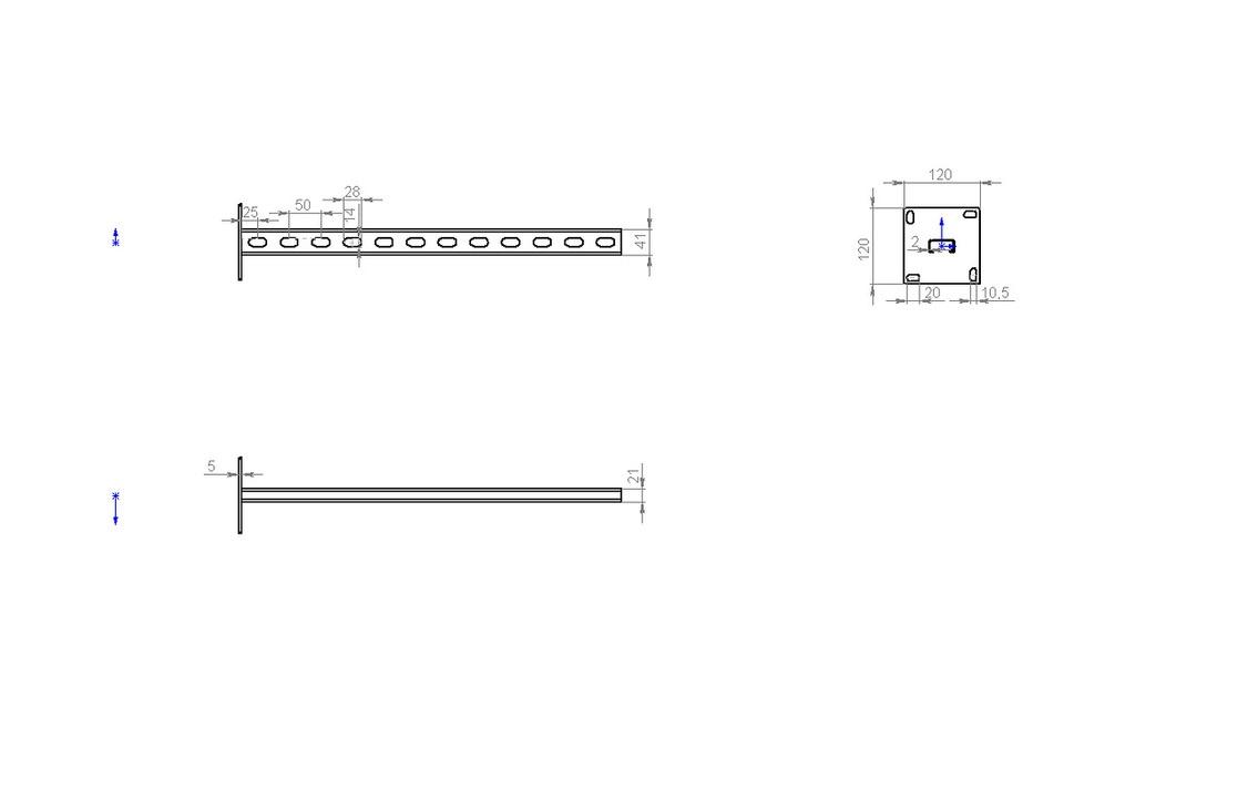 квс1-600 стойка консоль страт