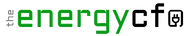 The Energy CFO, LLC White Logo Transpare