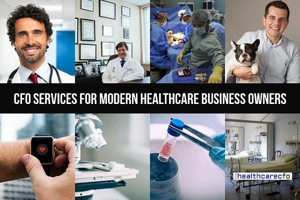 The Healthcare CFO CFO Services for Mode