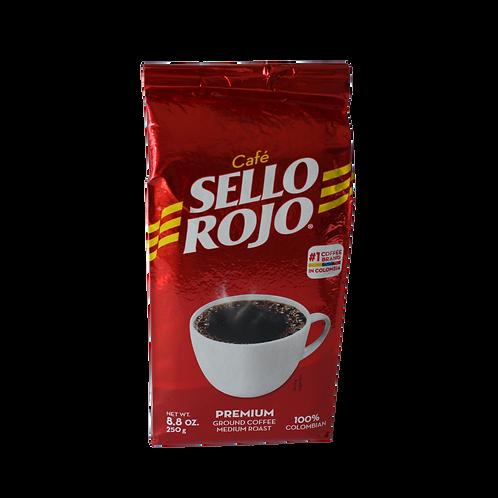 Sello Rojo ground coffee 250 g