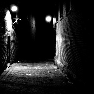Ghosts & Alleyways.