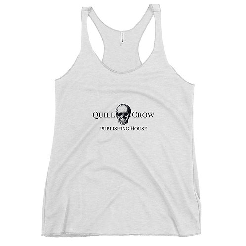 Quill & Crow Fitted Racerback Tank