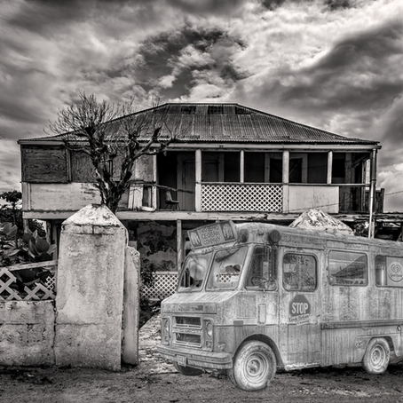 The Ice Cream Truck.