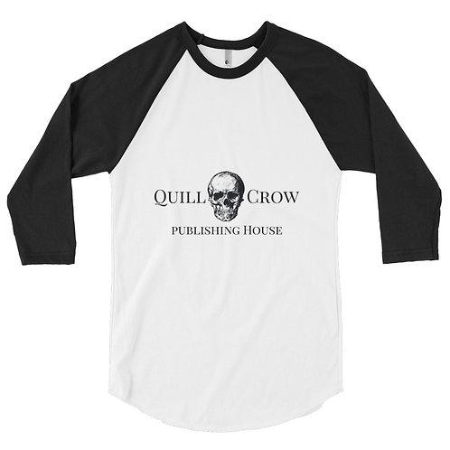 Quill & Crow Quarter Sleeve Raglan Shirt