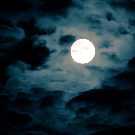 The Vampire Moon