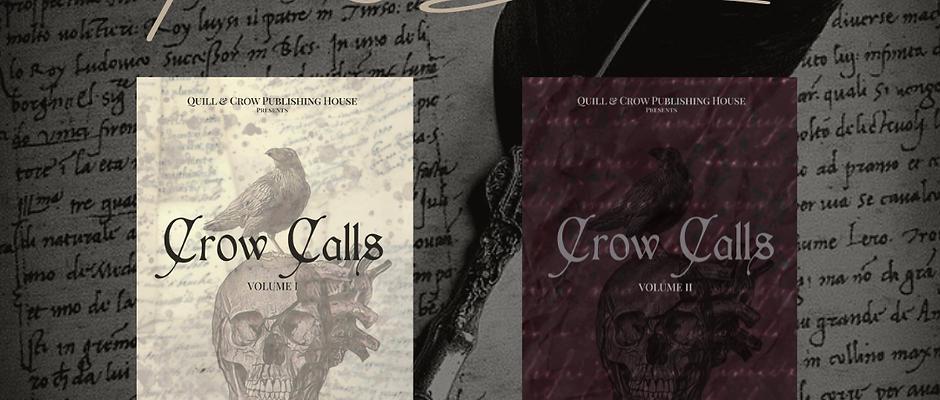 Crow Calls Vol I & II Poetry Bundle