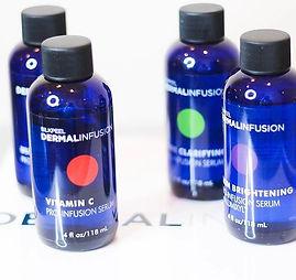 Dermalinfusion serums#skinbrightening #h
