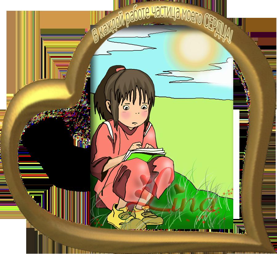 японская анима1