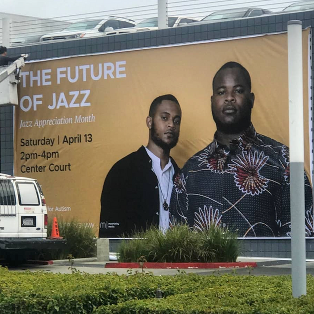 Future Of Jazz Billboard