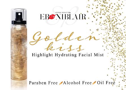 golden kisses bottle product description
