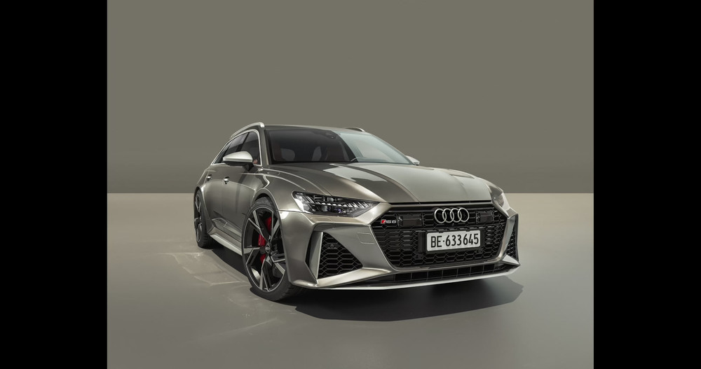 FULL-CGI AUDI RS6 STUDIO SETUP
