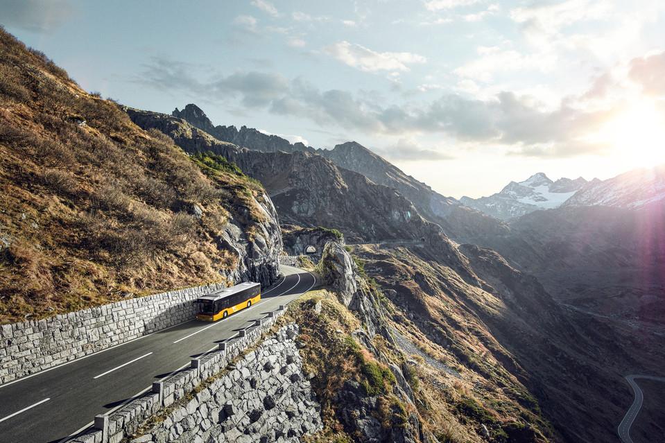 TRANSPORTATION & TOURISM IN SWITZERLAND