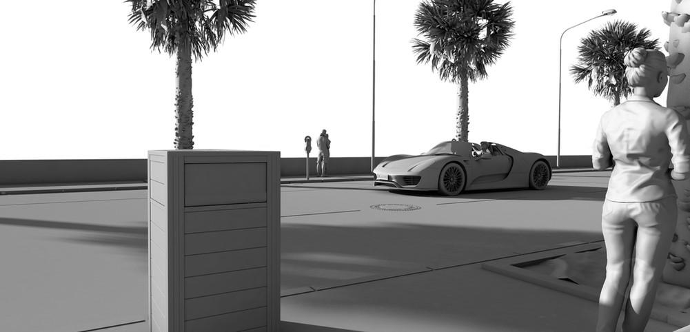 PORSCHE 918 (CGI)