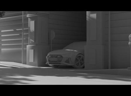 FULL-CGI LIGHT TEST