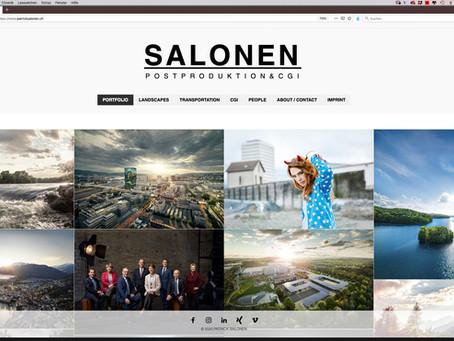 Nun ist sie da, die neue Website!